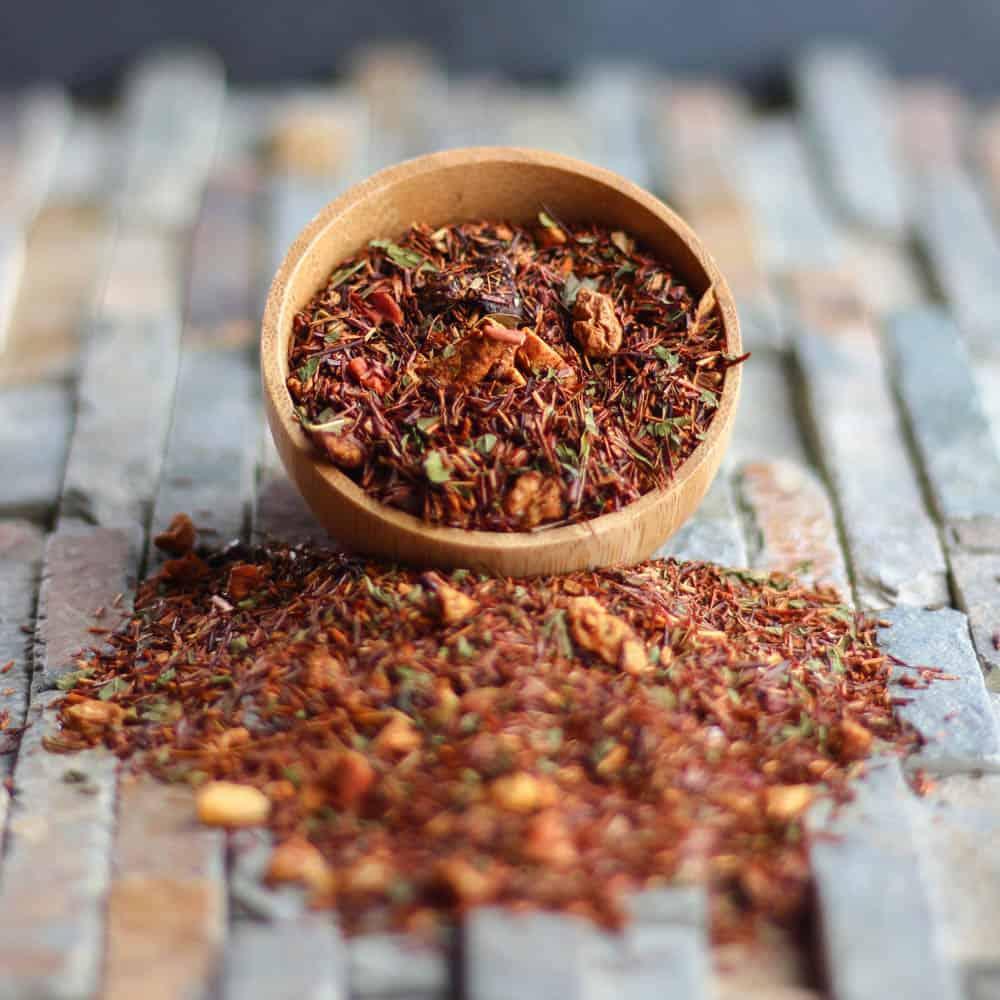 Tee und Intervallfasten: Rooibos Tee