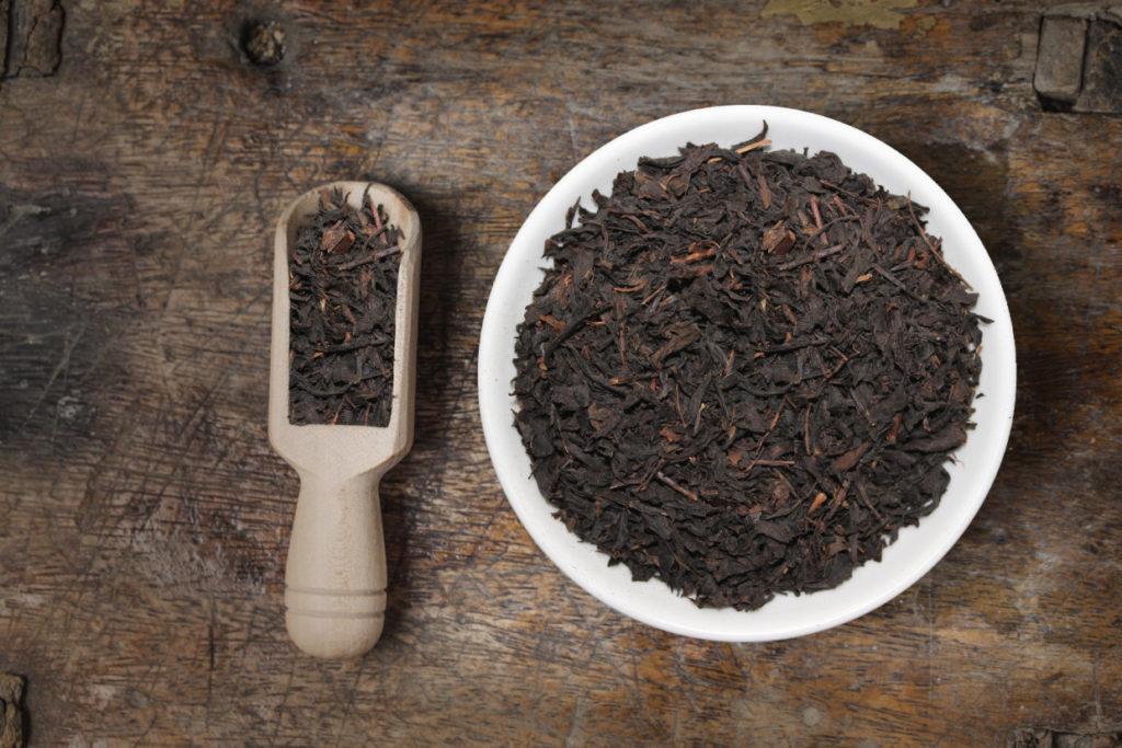 Tee und Intervallfasten: Schwarzer Tee